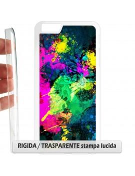Cover per Samsung Galaxy s5 g900 RIGIDA trasparente
