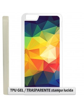 Cover per Samsung Galaxy s5 g900 TPU GEL / TRASPARENTE sb