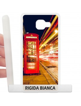 Cover per Sony Xperia Z3 mini Compact D5803 M55w RIGIDA bianca