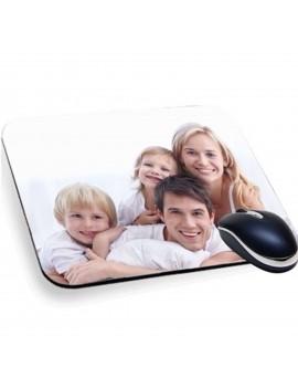 Mousepad tappetino mouse RETTANGOLARE 22*18cm 5mm
