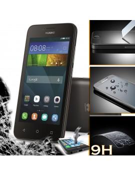 Pellicola vetro temperato proteggi schermo 9H per Huawei Ascend Y5