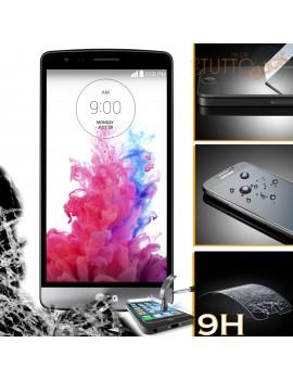 Pellicola vetro temperato proteggi schermo 9H per LG G3 S mini D722 D72