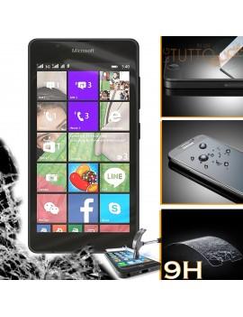 Pellicola vetro temperato proteggi schermo 9H per Nokia Microsoft Lumia 540 / Dual SIM