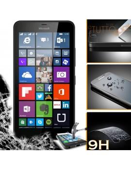 Pellicola vetro temperato proteggi schermo 9H per Nokia Microsoft Lumia 640 XL / Dual SIM