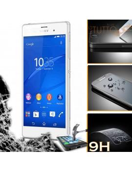 Pellicola vetro temperato proteggi schermo 9H per Sony Xperia Z4 Compact