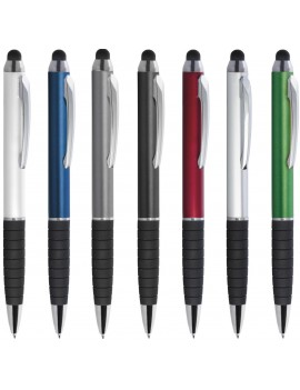 ADVANCE - PENNA A SFERA CON GOMMINO PER TOUCH SCREEN