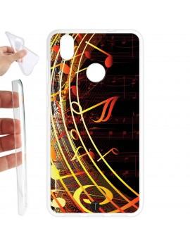 Custodia cover foderino TPU GEL silicone morbida per Cellulari Neffos 1 FA34