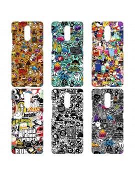 Custodia cover foderino RIGIDA protezione sottile per Cellulari Nokia 1 FA7