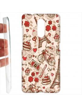 Custodia cover foderino RIGIDA protezione sottile per Cellulari Nokia 1 FA31