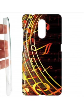 Custodia cover foderino RIGIDA protezione sottile per Cellulari Nokia 1 FA34