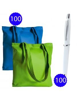 100 shopper tnt Aisha + 100 Penne Vanea Promo 3