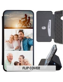 Custodia FLIP CASE per Huawei Y7 2018 - Nova lite Plus 2018