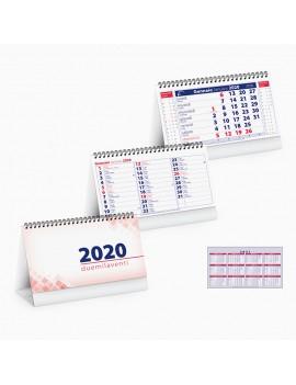 Calendari da scrivania personalizzati 2020 Gadget aziendali promozionali PA715RO
