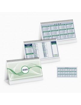 Calendario da tavolo personalizzabile 2020 Gadget aziendale Promozionale PA710VE