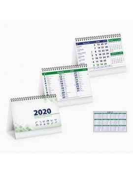 Calendari da tavolo personalizzati personalizzabili 2020 promozionale PA700VE
