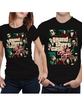 T-Shirt manica corta Game Professor