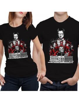T-Shirt manica corta La resistenza