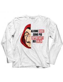 T-shirt manica lunga Dalì cose importanti