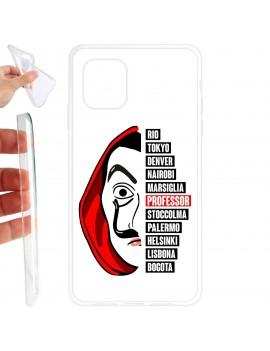 Cover smartphone Maschera Dalì serie 3