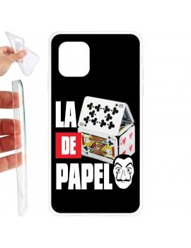 Cover smartphone La casa poker