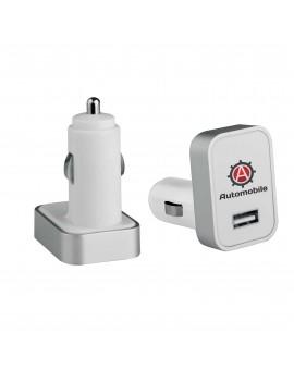 FLAT - ADATTATORE USB AUTO PER PRESA ACCENDISIGARI