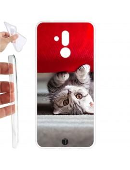 Custodia cover foderino TPU GEL silicone morbida per Cellulari Oppo 1 FA1