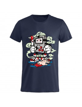 T-shirt Uomo donna bambino - Killer Game Boy GR168 -...