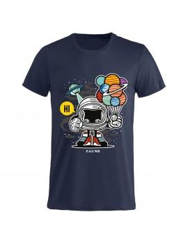 T-shirt Uomo donna bambino - Regalo dallo spazio GR169 -...