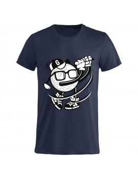 T-shirt Uomo donna bambino - Golf GR170 - cartoni animati...