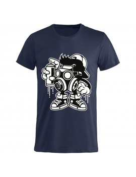 T-shirt Uomo donna bambino - Writers GR174 - cartoni...