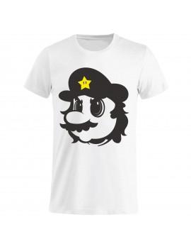 T-shirt Uomo donna bambino - Stella Super Mario Che...