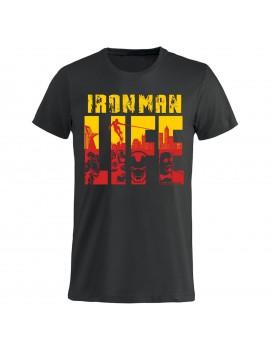 T-shirt Uomo donna bambino - Iron Man life GR267 -...