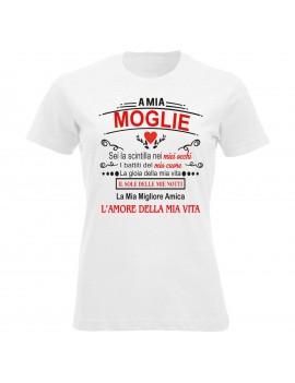T-shirt Maglietta festa della Mamma - Il sole delle mie...