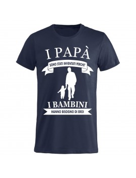 T-shirt Maglietta festa del Papà - Festa del papà GR56 -...