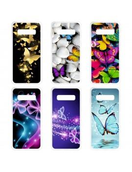 Custodia cover foderino TPU GEL silicone morbida per Cellulari Samsung 1 FA8