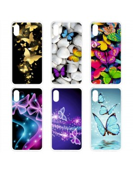 Custodia cover foderino TPU GEL silicone morbida per Cellulari Apple 1 FA8