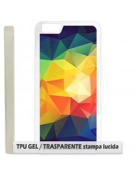 Cover per Apple Iphone 5C TPU GEL / TRASPARENTE sb