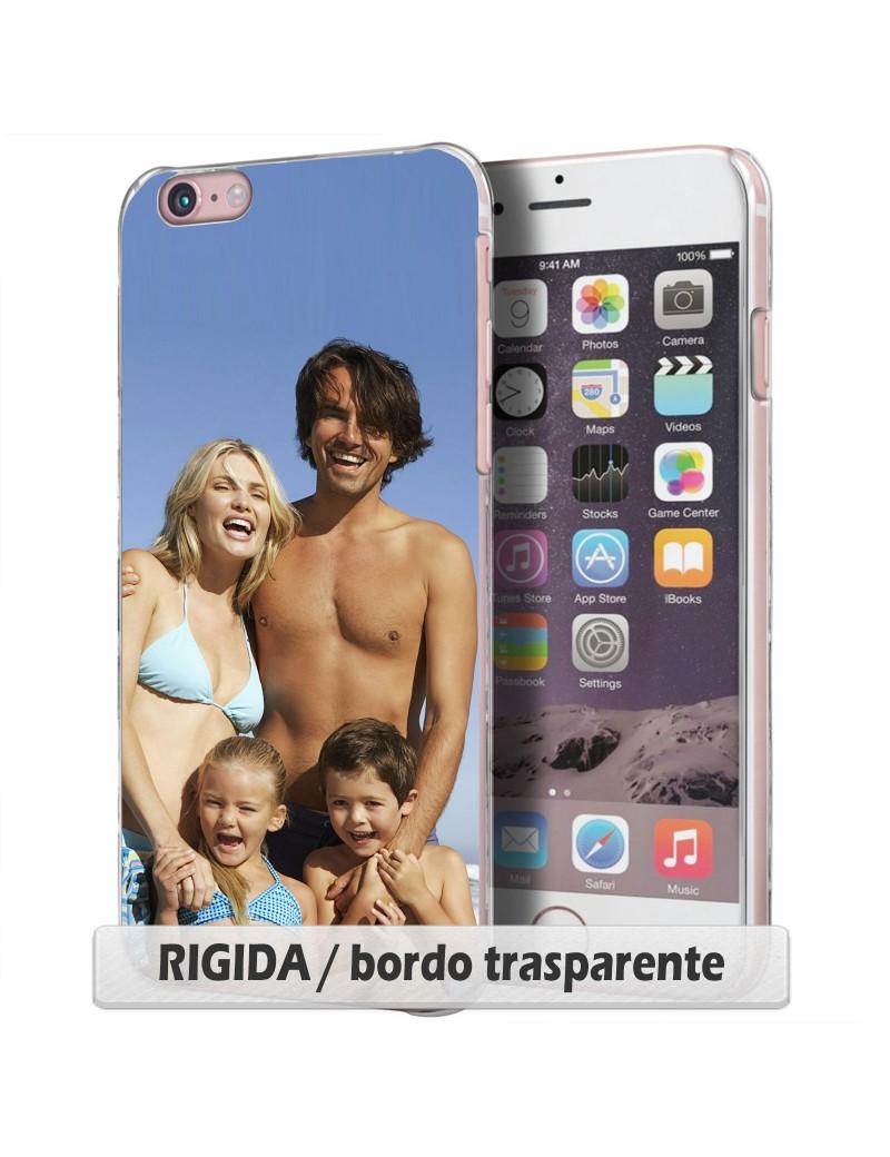 cover rigida trasparente iphone 7
