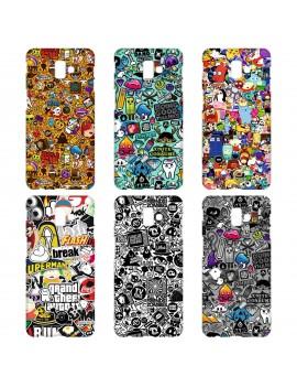 Custodia cover foderino RIGIDA protezione sottile per Cellulari Samsung 1 FA7