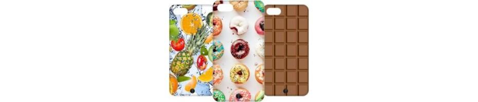 Cibo Cover Cellulari - Cover Food per Smartphone - Spedizione Gratis