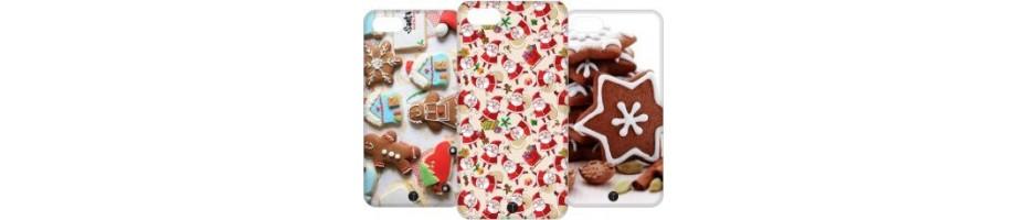 Cover Natalizie Cellulari Cover Natale Smartphone - Spedizione Gratis