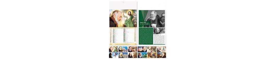 Calendari Illustrati Personalizzati con Logo - Gadget Aziendali Online