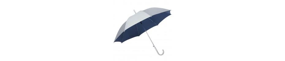 Ombrelli Plastica Metallo Personalizzati con Logo - Gadget Aziendali