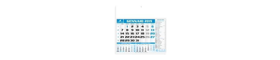 Calendari Americani Personalizzati con Logo - Gadget Aziendali Online