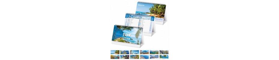 Calendari da Tavolo Personalizzati con Logo - Gadget Aziendali Online