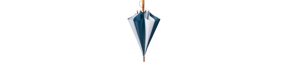 Ombrelli in Legno Personalizzati con Logo - Gadget Aziendali