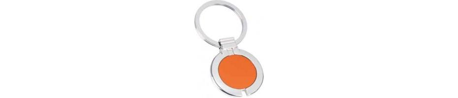 Portachiavi Metallo con Logo - Shop Online Gadget Aziendali