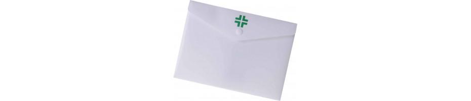 Portadocumenti Farmacia Personalizzati - Gadget Aziendali con Logo