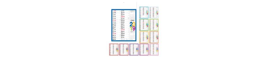 Calendari Olandesi Personalizzati con Logo - Gadget Aziendali Online