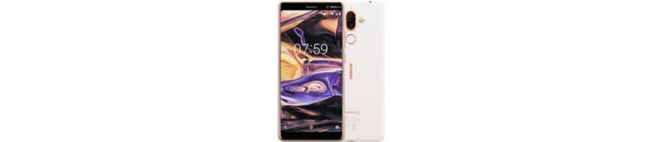 Cover personalizzate Nokia 7 Plus – Crea cover online Nokia con foto